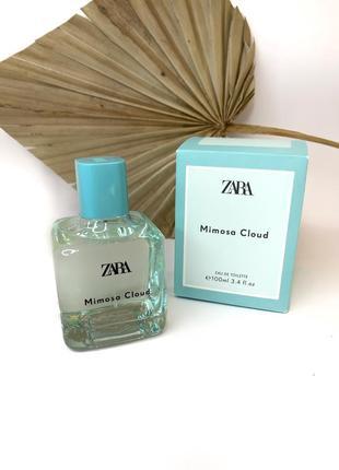 Mimosa cloud