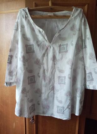 Блуза простенька
