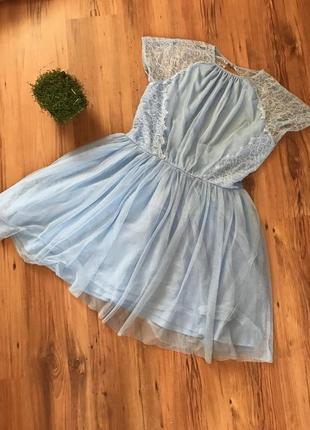 Крутезне плаття з відкритою спиною