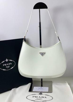 Сумка белая женская бренд