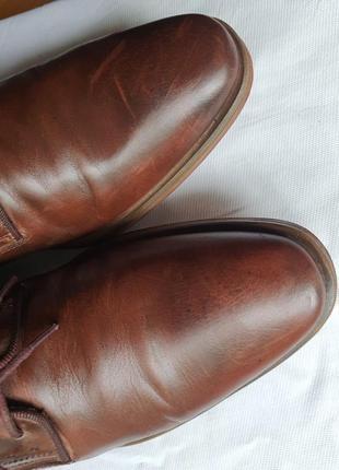 Шикарнейшие фирменные туфли am shoe company(германия) 41 размер3 фото
