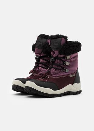 Primigi зимние сапоги ботинки  система gore-teх р.34,35