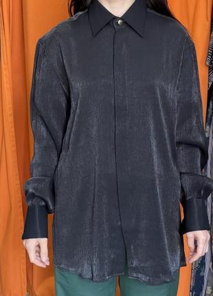 Вінтаж рубашка  супер  класна versace