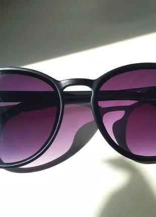 Новые черные солнечные, солнцезащитные очки