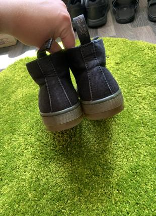 Мужские классические туфли лоферы ботинки dr. martens, размер 42, 27 см3 фото