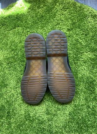 Мужские классические туфли лоферы ботинки dr. martens, размер 42, 27 см4 фото