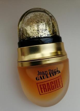 Jean paul gaultier fragile, духи, винтаж