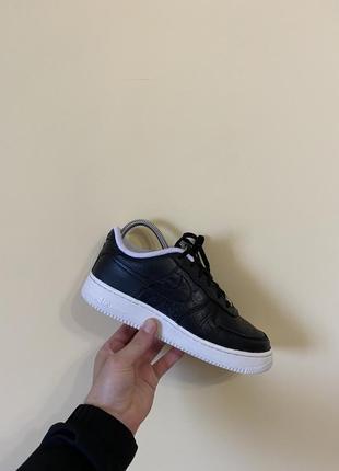 Оригинальные кроссовки nike air force 1