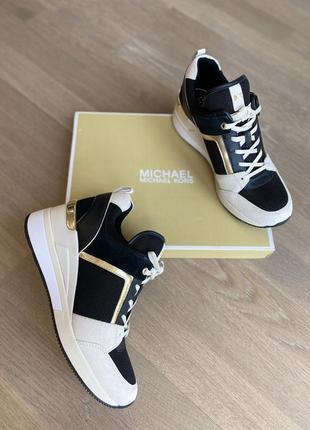 Michael kors кеды, кроссовки 7; 8; 9; 9,5 майкл корс обувь