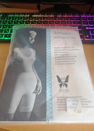 Редкость панталоны винтаж германия  в упаковке