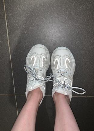 Рефлективные кроссовки светоотражающие белые кроссовки кроссы возможен обмен