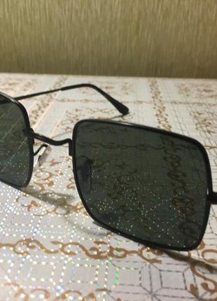 Распродажа 🌷трендовые солнцезащитные очки квадратные