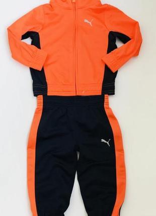 Новый. детский спортиный костюм puma.
