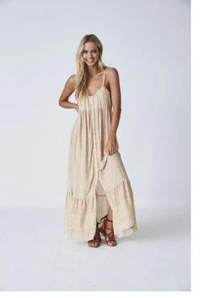 Сарафан платье на бретелях большой размер сукня плаття