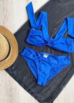 Синий купальник синій купальник esmara