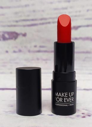Губная помада make up for ever rouge artist lipstick