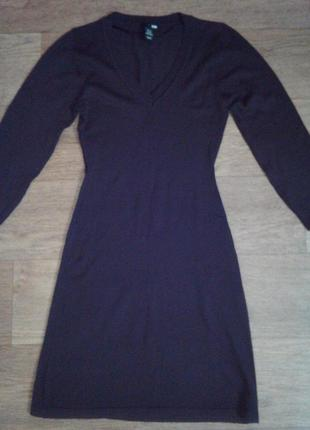 Тепленьке плаття від h&m