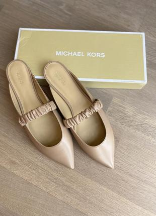 Michael kors босоножки, сандали, шлёпанцы. 7; 8,5; 9. майкл корс обувь