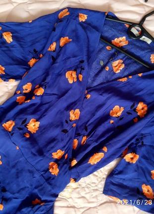 Платье вискоза 💯 швеция