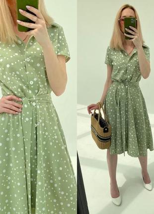Платья разные цвета