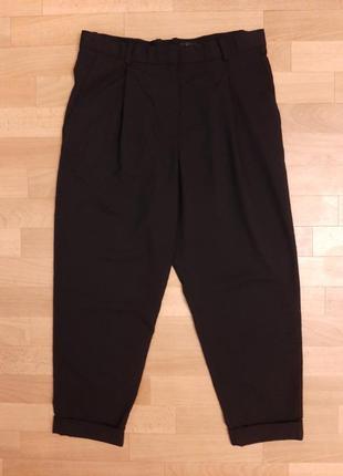 Cos (оригинал) шерстяные штаны, брюки