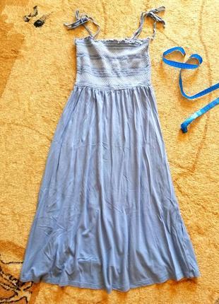 Платье сарафан летний