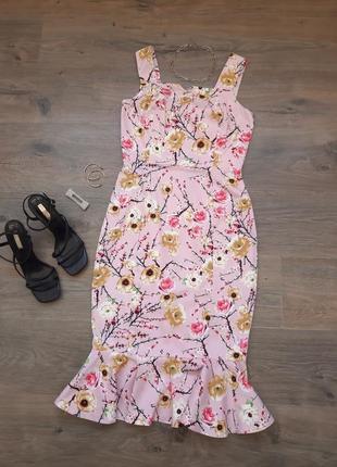 Платье миди. плаття міді