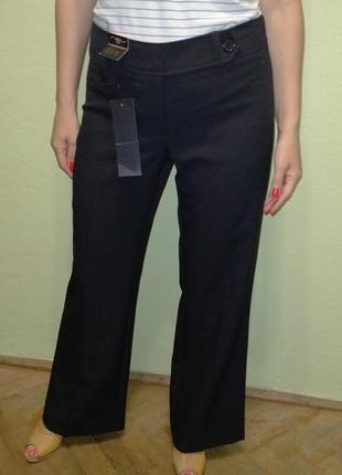 Новые женские классические чёрные брюки от new look