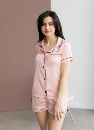 Пижама шелк, піжама шовк для сну