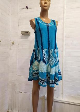 Миленькое платье из вискозы