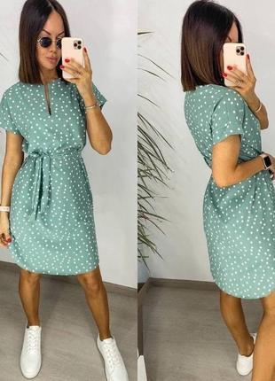 Летнее платье сукня туника