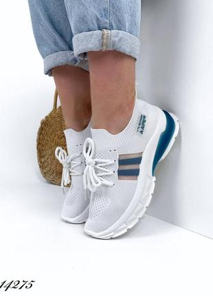 Текстильные тканевые кроссовки