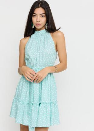 """Платье """"jade"""" ментол"""