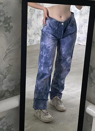 Кастомные джинсы левайс