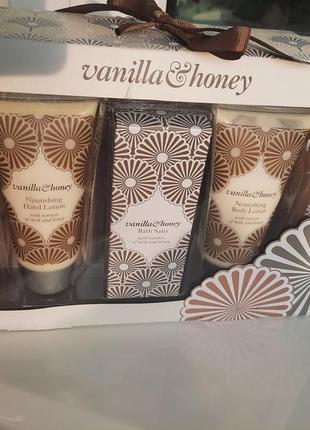 Набор косметический vanilla & honey