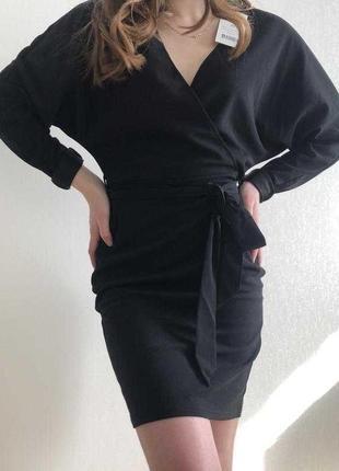 Платье кимоно на запах/ плаття кімоно на запах na-kd