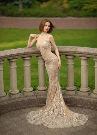 """Весільна сукня від бренд « milla nova"""" колекція «perseya"""" повна вартість цієї сукні 73900 - 70%🔥🔥🔥"""