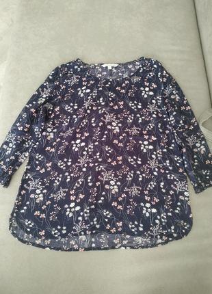 Темно синяя блузка блузка с цветочками темно синяя блузка с цветочками