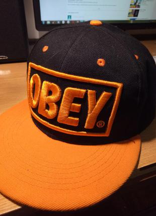"""Кепка """"obey"""""""