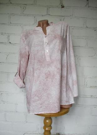 Рубашка/блуза/сорочка вискоза/s-m