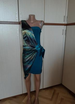 Seam платье - футляр с накидкой