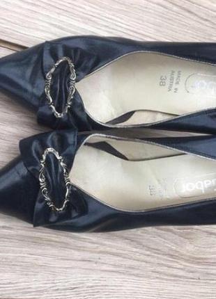 Туфли gabor стильные актуальные босоножки h&m сандали тренд zara