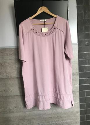 Удлиненная футболка туника❤️❤️