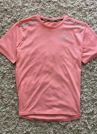Спортивная майка поло тенниска футболка nike running оригинал