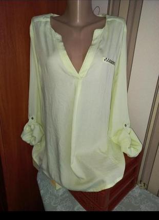 Сногсшибательная блуза рубашка