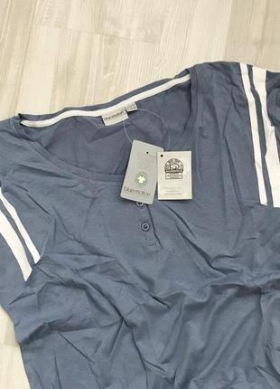 Летний комбинезон ромпер для дома пижама blue motion.6 фото