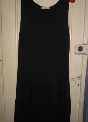 Платье пляжное.разм 14