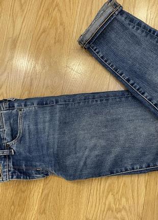 Levi's джинсы оригинал размер 26 темно-синие