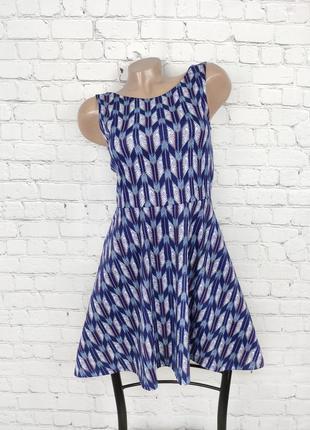 Платье принт #11