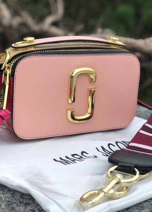 Женская сумка марк джейкобс люкс с ручкой